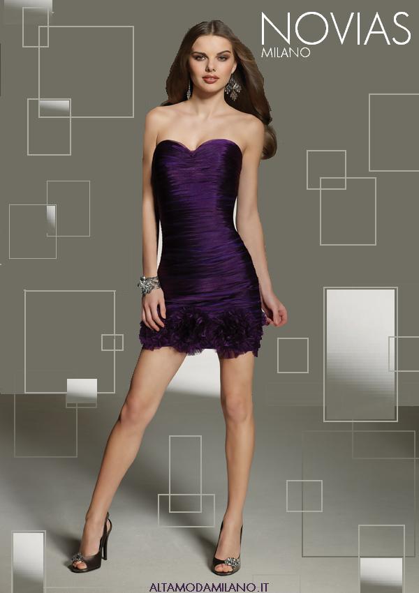 Cool italia dress  Abito da sposa corto milano cb026c21b5b