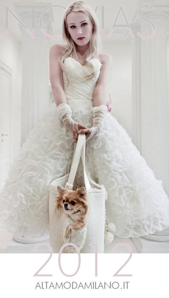 Vestiti da sposa corti novias abiti sposo milano 2016 for Stile minimal vestiti