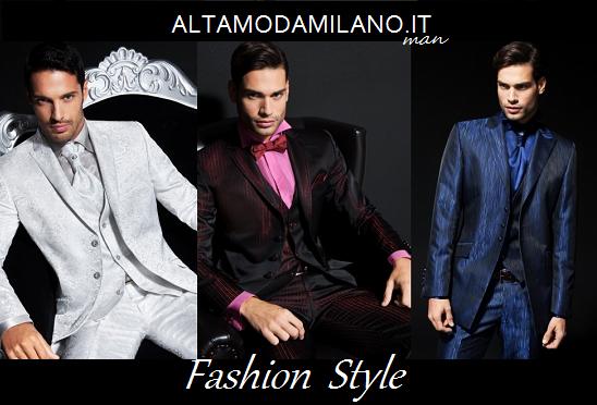 Abiti da sposo ALTAMODAMILANO.IT cerimonia uomo elegante MADE IN ITALY 9b5865dc357