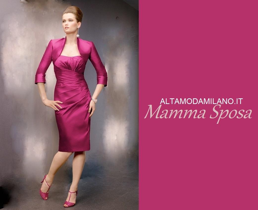 Abiti mamma sposo e sposa ALTAMODAMILANO.IT  7c2eb3bb47e